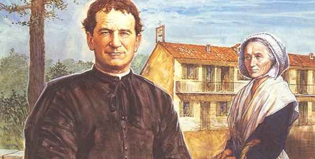 Giovanni Bosco Mamma Margherita