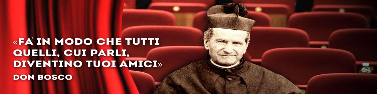 Banner Don Bosco Teatro