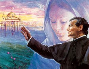 Maria Immacolata e Don Bosco