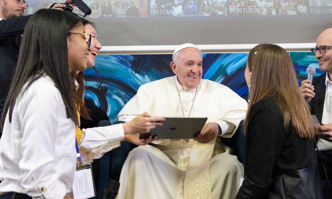 Messaggio del Papa per la Giornata delle Comunicazioni Sociali 2019