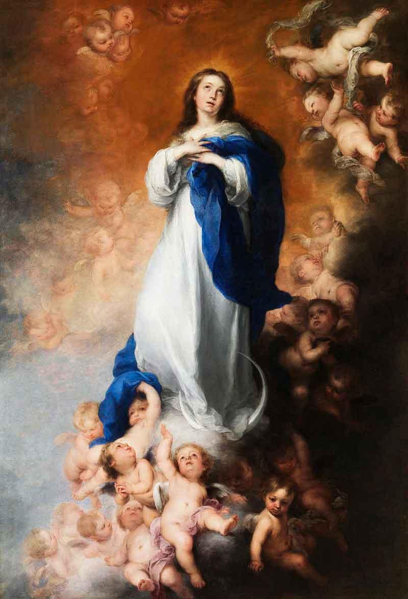 Immaculate Conception - Bartolomé Esteban Murillo