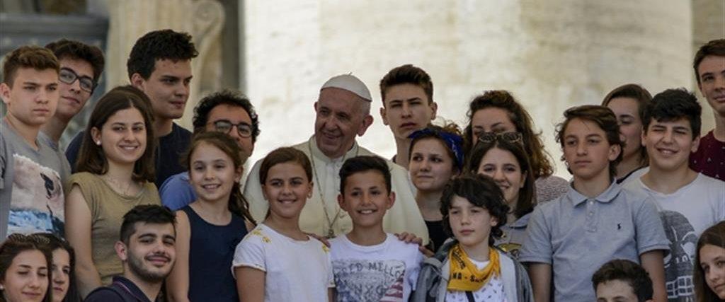 Messaggio del Papa per la Giornata Mondiale della Gioventù 2020 Nome file: papafrancescogmg.jpg