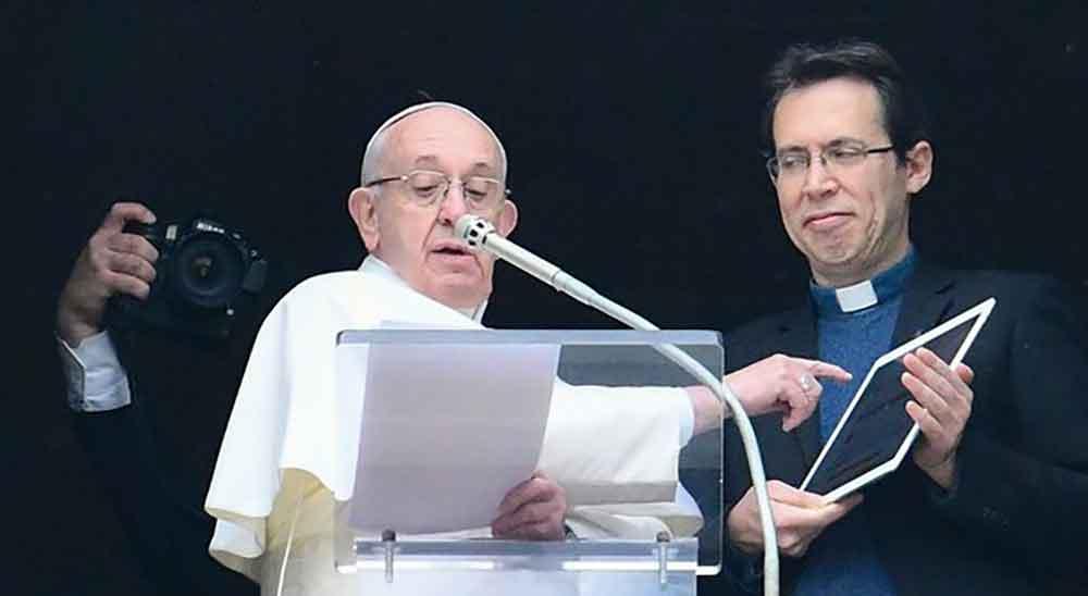 Messaggio del Papa per la Giornata delle Comunicazioni Sociali 2021